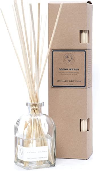 Eco Candle Co Reed Diffuser Ocean Waves