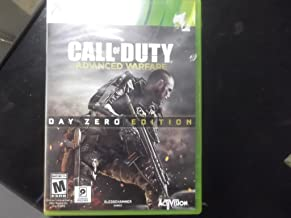 Activision Call of Duty: Advanced Warfare Day Zero Edition - Video Game(Renewed)