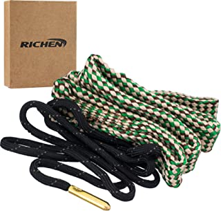 Richen Boresnake Gun Cleaning,Gun Barrel Cleaner,Gun Bore Cleaner for Rifle/Pisto/Shotgun