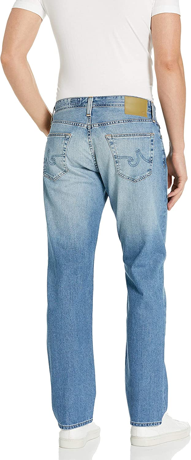 AG Adriano Goldschmied Jean coupe tailored pour homme Étoile Montante.