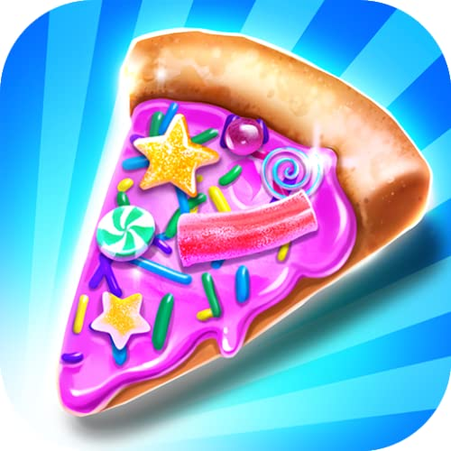 Candy Chocolate Dessert Pizza Maker - Kids Food Game Free