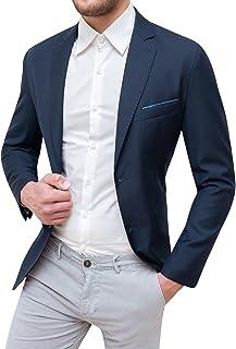d4d5825605 Amazon.it: giacca uomo elegante estiva: Abbigliamento