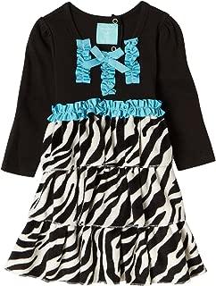 Mud Pie Wild Child Zebra Dress