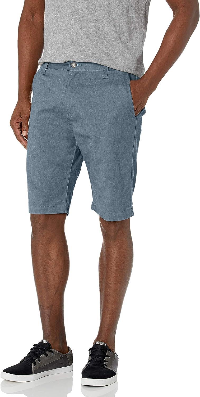 Volcom Men's Vmonty Short New Fashionable sales Chino Stretch