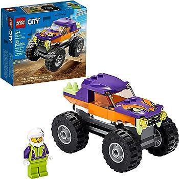 LEGO City 60251 Camión Monstruo (55 piezas)