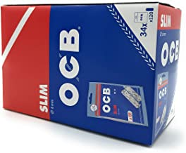 ocb filtri slim 6 mm - 34 buste