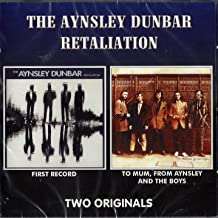 First Record & To Mum, From Aynsley And The Boys