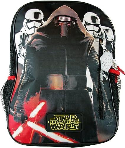 Disney Star Wars Le r¨ Veil de la Force Kylo Ren 16Sac ¨¤ Dos