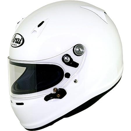 アライ (ARAI) フルフェイス ヘルメット【SK-6 PED】カート競技専用モデル 57-58㎝ (M) SK-6-PED M (頭囲 57cm~58cm)