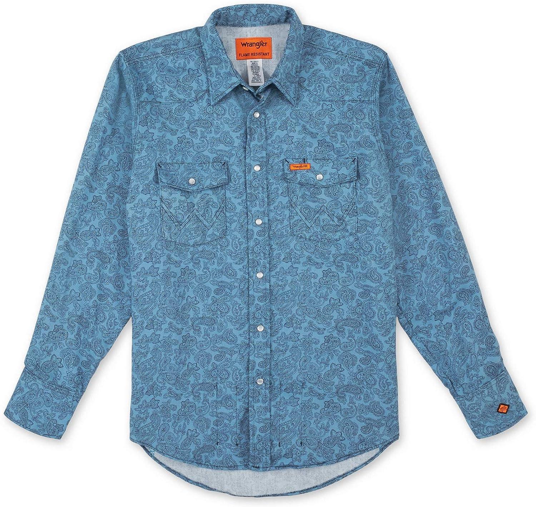 Details about  /Wrangler Riggs Workwear Men/'s Fr Flame Resistant S Choose SZ//color