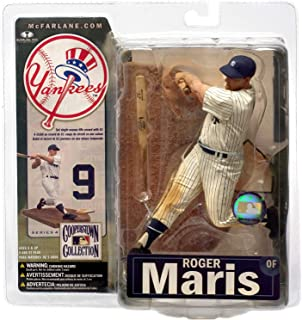 McFarlane Toys MLB Cooperstown Series 4 Roger Maris New York Yankees (Pinstripes)
