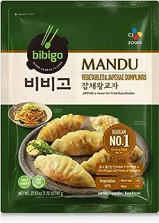 CJ Bibigo Bibigo Gyoza Dumpling Vegetable & Japchae, 780 g