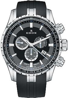 EDOX - Grand Ocean Reloj de Hombre Cuarzo Suizo 45mm 10226 3CA NBUN