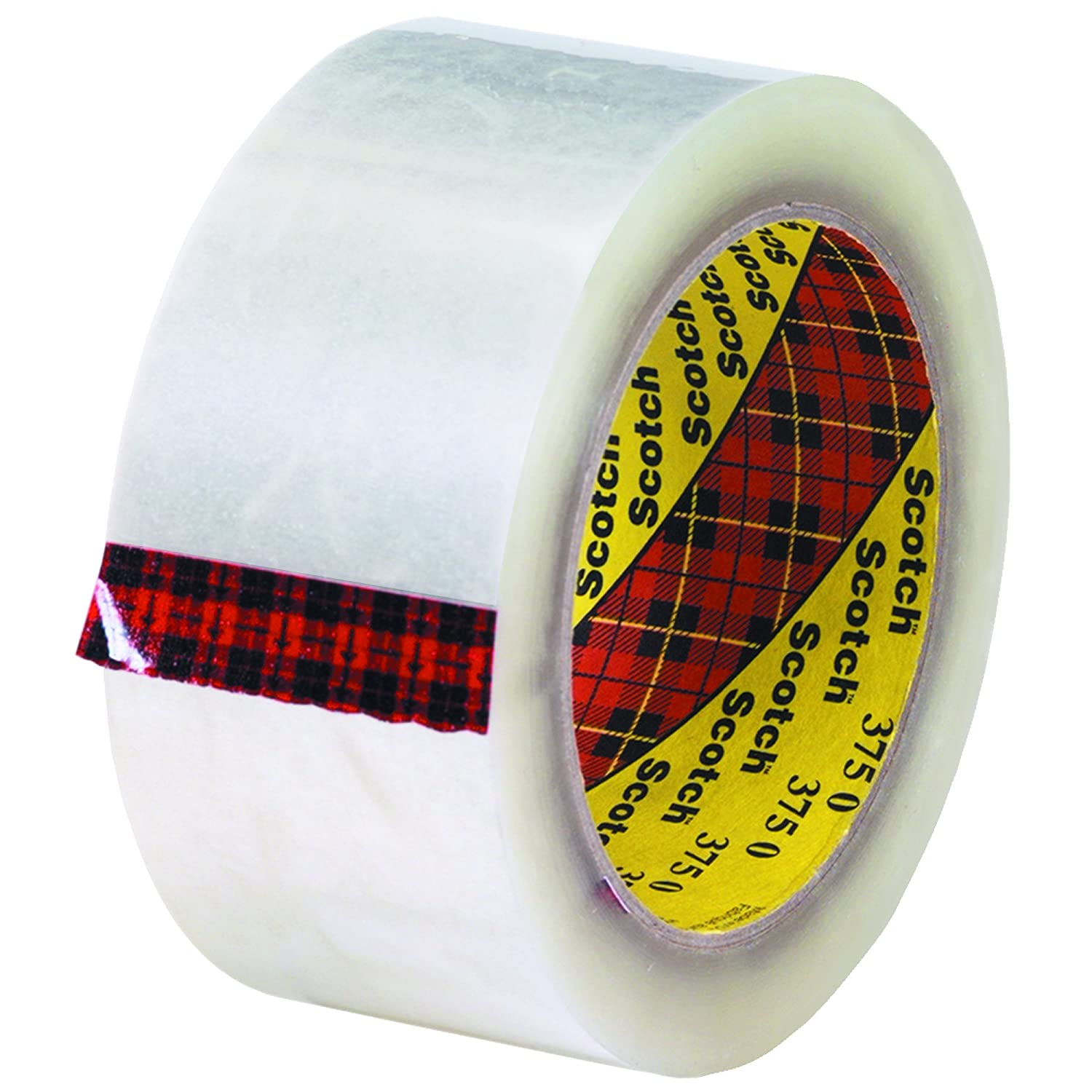 Scotch 375 High Department store Performance Ranking TOP7 Packing Tape Yards x 55 2 3.1 Inch