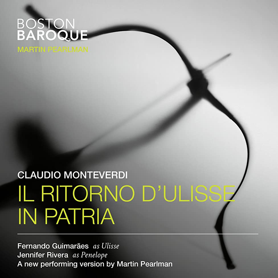Monteverdi: Il Ritorno d'Ulisse in patria