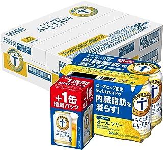 【4本増量】 サントリー からだを想うオールフリー 増量 [ ノンアルコール 350ml×24本+4本 ]