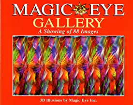 Magic Eye Gallery: A Showing Of 88 Images (Volume 4)