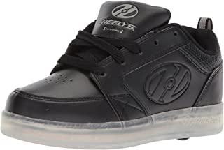 Heelys Kids Lo Wheeled Heel Shoe