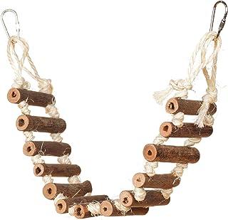 Prevue Hendryx 62806 Naturals Rope Ladder Bird Toy