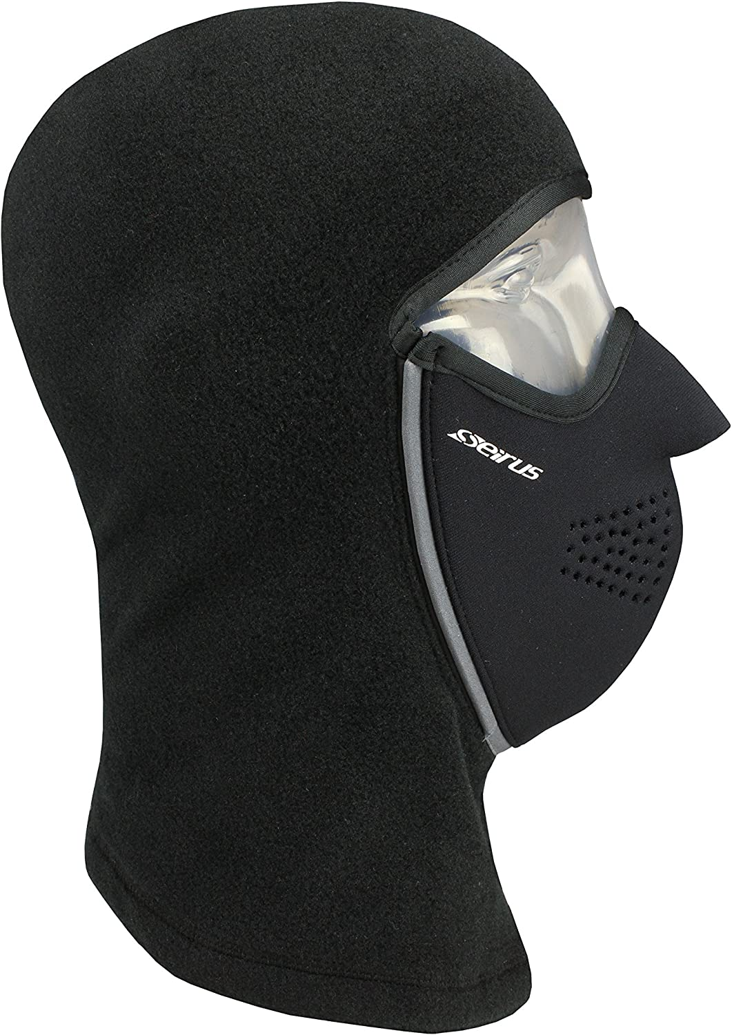 Seirus Innovation Magne Mask Convertible Combo Clava