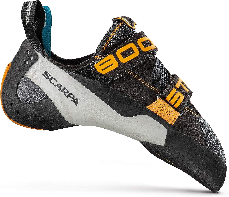 Scarpa Booster, Zapatillas de Escalada Hombre: Amazon.es ...