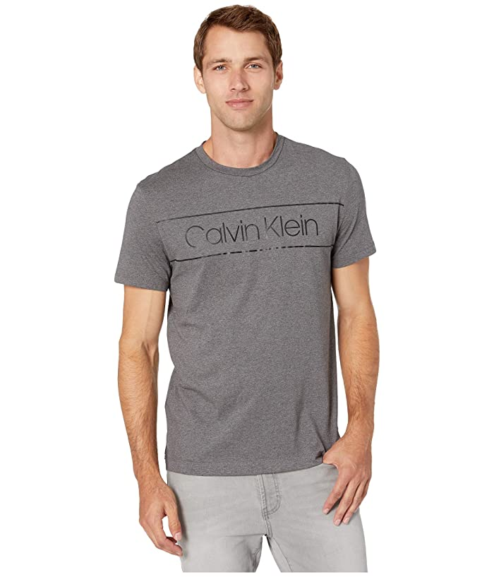 Shirt (Soot Marl Heather) Men's T Shirt