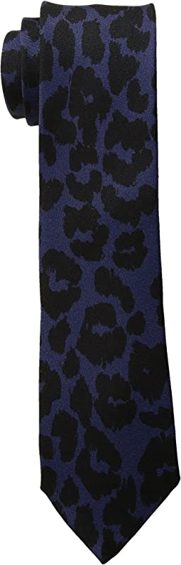 Paul Smith 6cm Leopard Tie