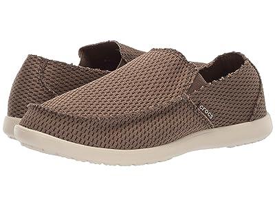 Crocs Santa Cruz HC Slip-On (Walnut) Men