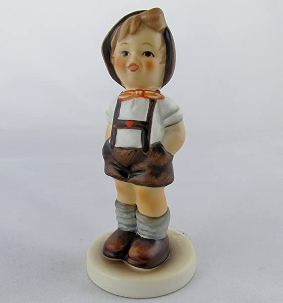 For Keeps Goebel Hummel Figurine 630 Hummel Club Membership Year 1994 1995