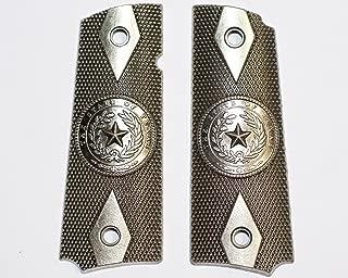 Texas State Lone Star Seal 1911 Pistol Gun Grips