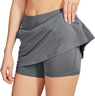 Amazon.es: Gris - Faldas / Faldas y faldas pantalón: Deportes y ...