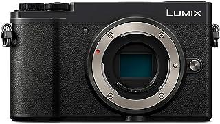 Panasonic Lumix DC-GX9 - Cámara Evil de 20.3 MP (estabilizador Óptico de 5 Ejes Visor Abatible 4K Raw WiFi) Color Negro