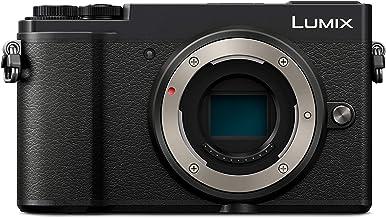 Panasonic Lumix DC-GX9 - Cámara EVIL de 20.3 MP (estabilizador Óptico de 5 Ejes, Visor Abatible, 4K, RAW, Wifi), sin objetivo, color Negro