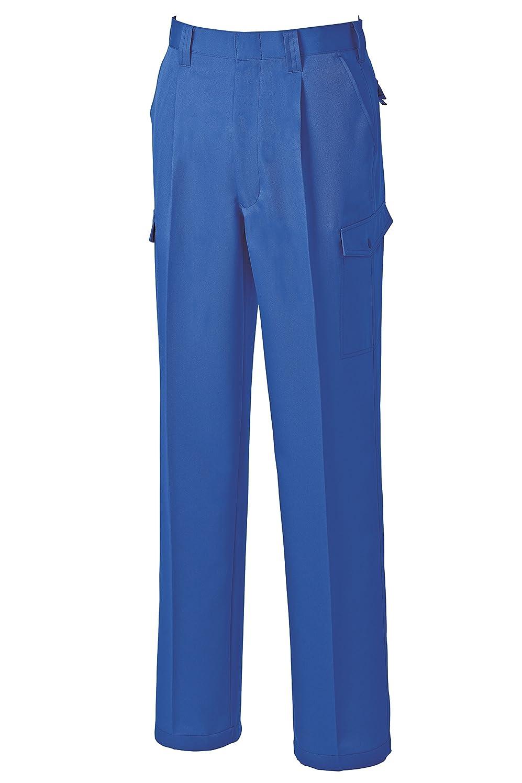 不調和救援恵みSOWA(ソーワ) ワンワック制電カーゴパンツ ブルー 79サイズ 7338