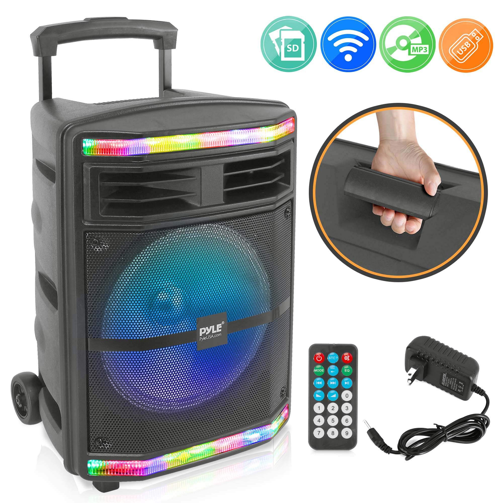 Portable Bluetooth Speaker System Rechargeable