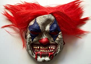 Tim Curry Signed Stephen Kings IT Pennywise Clown Costume Mask COA #2 - PSA/DNA Certified