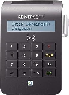Reiner SCT cyberJack RFID Komfort Chipkartenlesergerät (USB 2.0) Schwarz