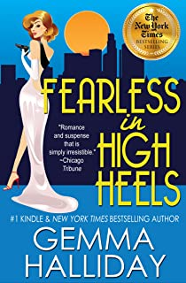 Fearless in High Heels (High Heels Mysteries #6): a Humorous Romantic Mystery
