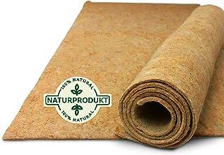 Natursache 2 maty dla gryzoni wykonane w 100% z konopi, 100 x 50 cm – chłonne, bezpyłowe i chroniące I wysokiej jakości ma...