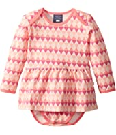Toobydoo - Geo Print Ballerina Dress (Infant)