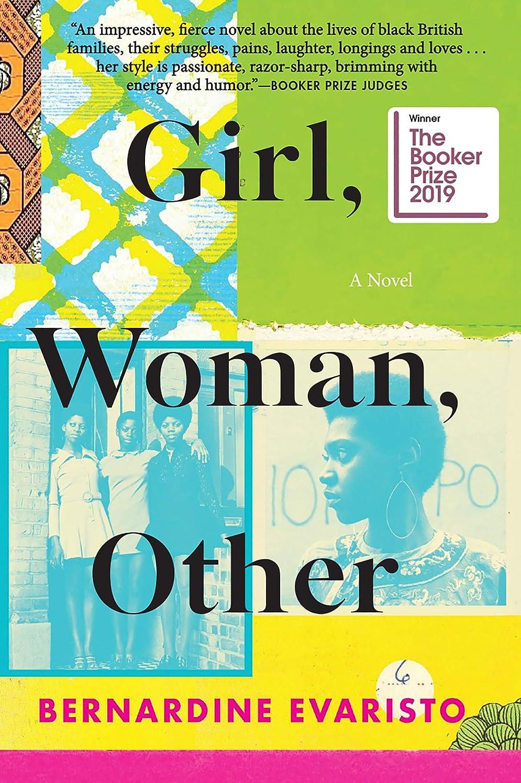南考古学的な物理Girl, Woman, Other: A Novel (Booker Prize Winner) (English Edition)