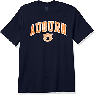 Elite Fan Shop Auburn Tigers Men's T Shirt Team Color Back, X-Large
