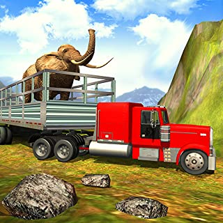 Wild Animal Transporter: City Truck Driving Simulator Game 2019