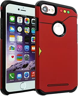 """iPhone 6S Case, DURARMOR® Iphone 6 4.7"""" [Lifetime Warranty] Gameboy Pokemon Pokedex Dual Layer Hybrid Bumper ShockProof Ultra Slim Fit Armor Air Cushion Defender Protector Cover for 4.7"""" iPhone 6s"""