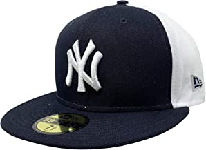 New York Yankees Y2K Pinwheel 59Fifty Fitted Hat Baseball Cap 5950