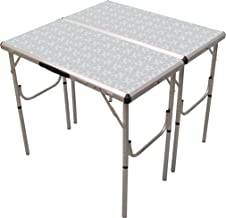 coleman pack away compact table