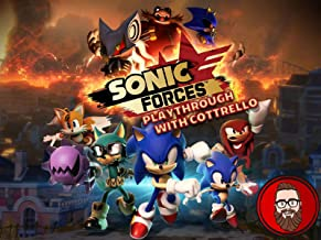 Sonic Forces Playthrough with Cottrello