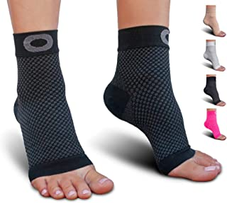 Plantar Fasciitis Socks with Arch Support for Men & Women – Best Ankle..