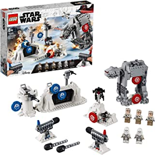LEGO Star Wars: The Empire Strikes Back Action Battle Echo Base Defense 75241 Building Kit