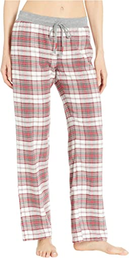 Oh Holiday Plaid Pants